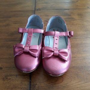 Disney Princess Pink Dress Shoes, Toddler 10.5
